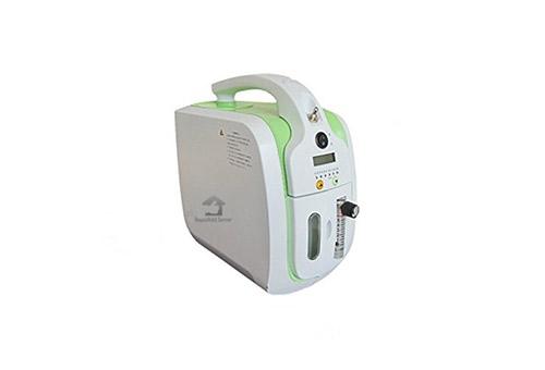Household server oxygen concentrator