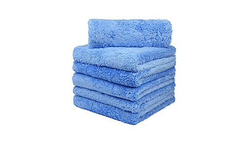 CarCarez Microfiber Car Wash Drying Towels Professional Grade