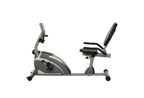 Magnetic Recumbent Bike Exercise SF-RB4708 by Sunny Health & Fitness