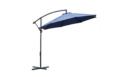 FARLAND 10 ft offset cantilever patio umbrella