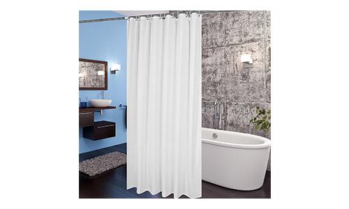 Aoohome Fabric Shower Curtain