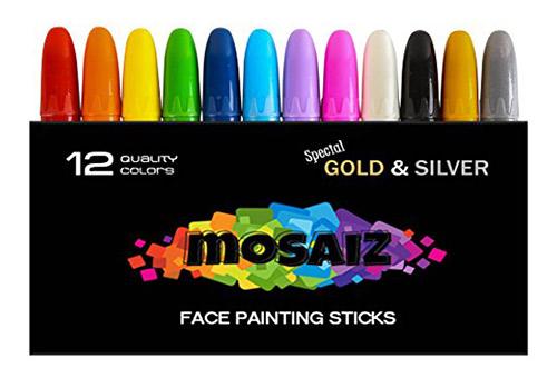 Mosaiz Face Paint Crayon