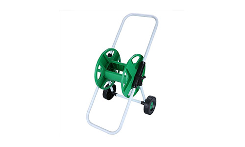 The Dtemple 164-Foot Capacity Garden Water Hose Reel Cart