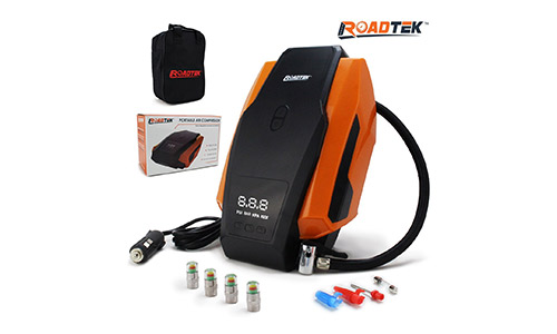 RoadTek Portable Air Compressor
