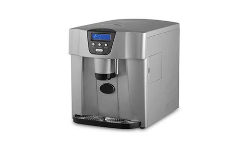 NutriChef Portable Premium Ice Maker Countertop, 33 lbs