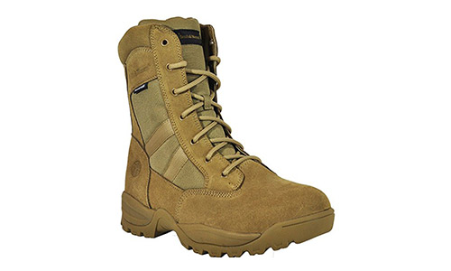 Smith & Wesson Men's Breach 2.0 Tactical Side Zip Boots - 8