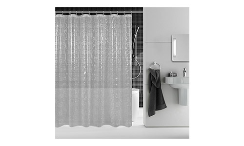 Mrs. Awesome Shower Curtain Liner
