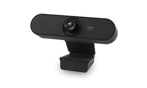 Yilador YL450 Webcam 1080P Full HD with Noise Cancelling Microphone, High Definition Web Camera, Skye Webcams Wide Angle for PC Computer Laptop Desktop, Compatible with Mac OS X and Windows 10, 8, 7