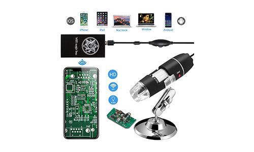 Jiusion Digital Wi-FI Microscope