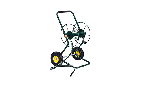 The Goplus Garden Hose Reel Cart