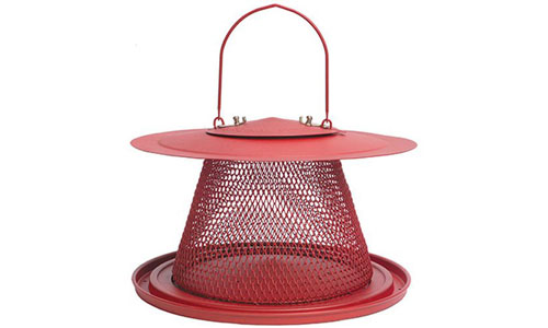 Perky-Pet Cardinal Bird Feeder
