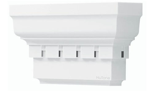 NuTone LA139WH Two Note White Door Chime