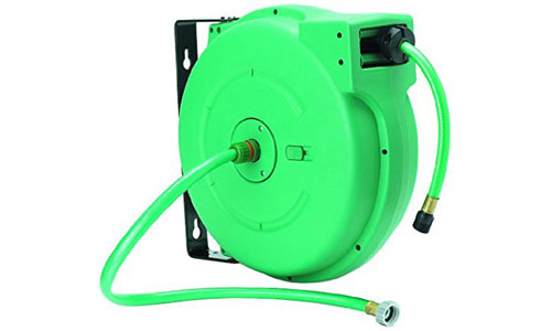 Amflo 550HR-RET automatic enclosed hose reel