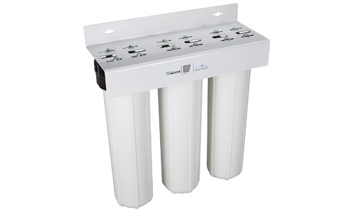 3-Stage Water Filter HMF3SDGFEC by HOME MASTER