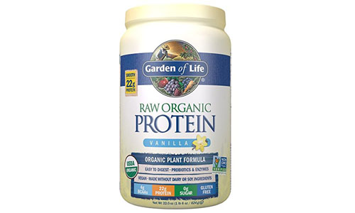 Garden of Life Protein Powder