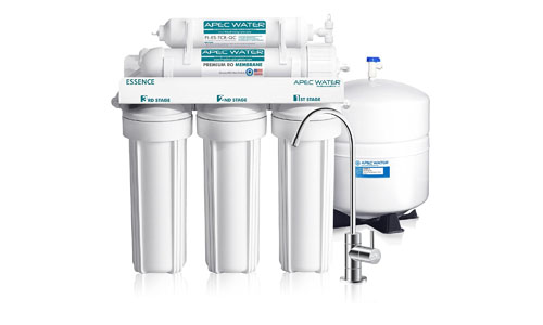 APEC Water Systems presents Reverse Osmosis 5-Stage Drinking Water Filter