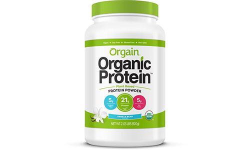 Orgain Organic Protein Powder