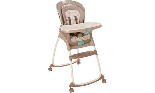 Ingenuity Deluxe High Chair
