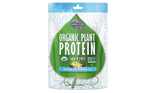 Garden of Life Organic Powder