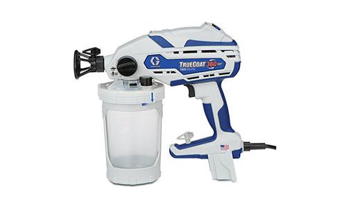 Graco 17D889 True coat 360 VSP handheld paint sprayer