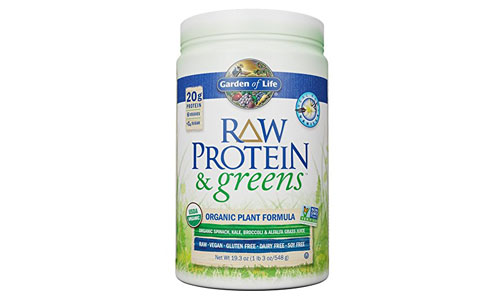 Garden of Life Greens Powder