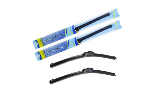 A1 Pacific Bracket less windshield wiper blades