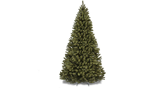 Best Choice Products 5' Premium Spruce Hinged Artificial Christmas Tree W/ Stand