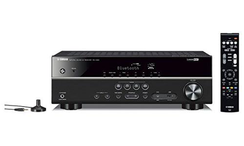 Yamaha RX-V383BL 4K Ultra HD AVA Receiver