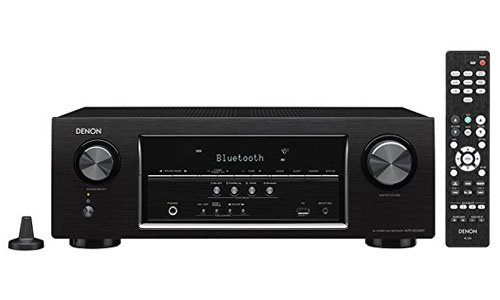 Denon AVRS530BT 4K Ultra HD AV Receiver