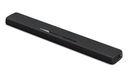 Yamaha YAS-107BL Sound Bar with Dual Built-In Subwoofers & Bluetooth Black