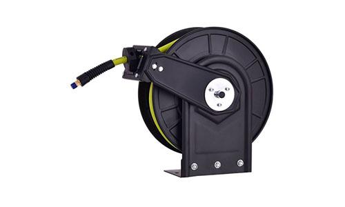 Goplus air hose reel auto rewind steel compressor