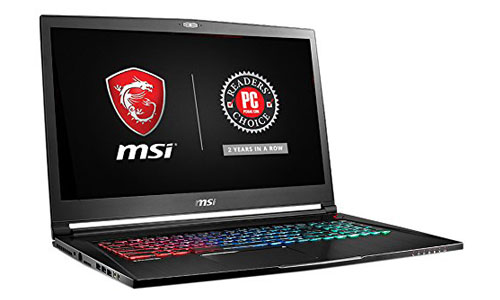 MSI GS73VR stealth Pro-060 gaming laptop