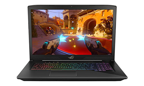 ASUS GL703VD gaming laptop
