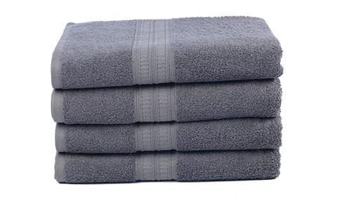 Premium bamboo cotton bath towel