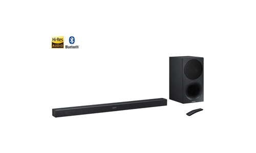 #Samsung HW-M450/ZA 320W 2.1ch Soundbar w/ Wireless Subwoofer - (Certified Refurbished)