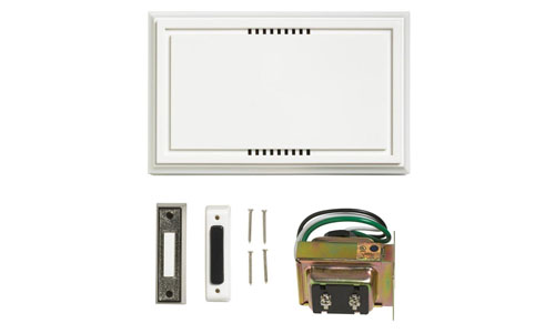 Atticus Electronics Wired Door Bell Kit