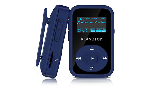 KLANTOP MP3 Player