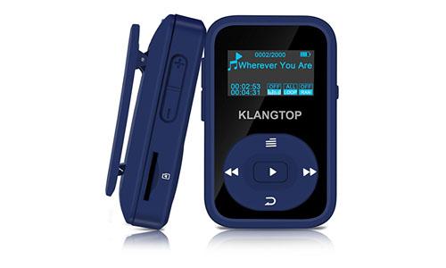 KLANTOP MP3 Player