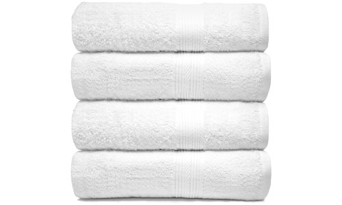 Zeppoli bath towels