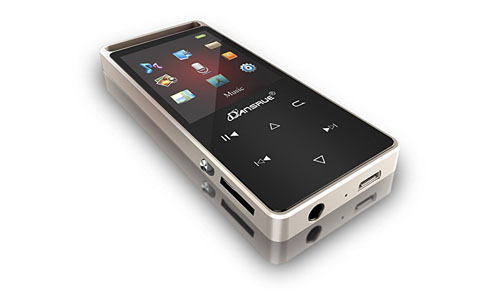 Dansrueus MP3 Music Player