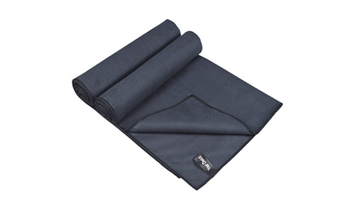 Microfiber fast drying towels