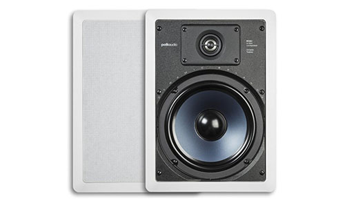 Polk Audio 2-Way In-Wall Speakers(RC85i)