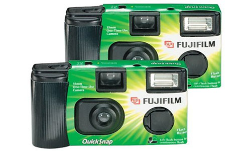 Fujifilm Quicksnap Flash 400 Single