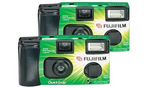 Fujifilm Quicksnap Flash 400 Single