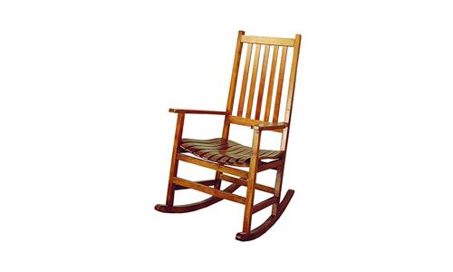 Coaster Home Furnishings presents Casual Wooden Rocking Chair