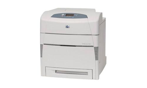 HP Color LaserJet 5550DN Printer