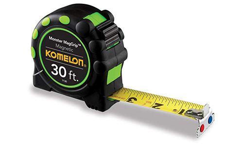 Komelon presents Monster MagGrip 7130 Measuring Tape (30- Feet)