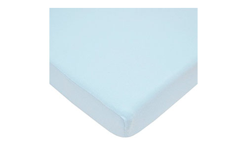 American Baby Company Jersey Knit Fitted Sheet