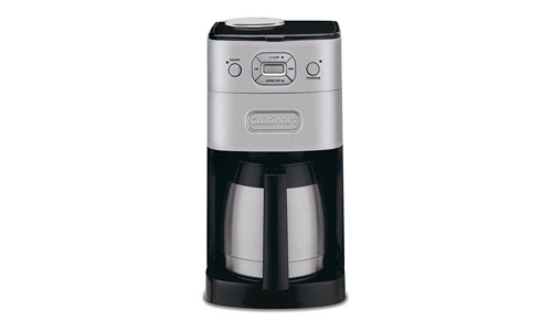 Cuisinart presents Grind-and-Brew 10 Cup Automatic Coffee Maker DGB-650BC