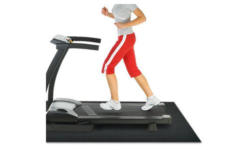 Rubber-Cal presents Treadmill Mat